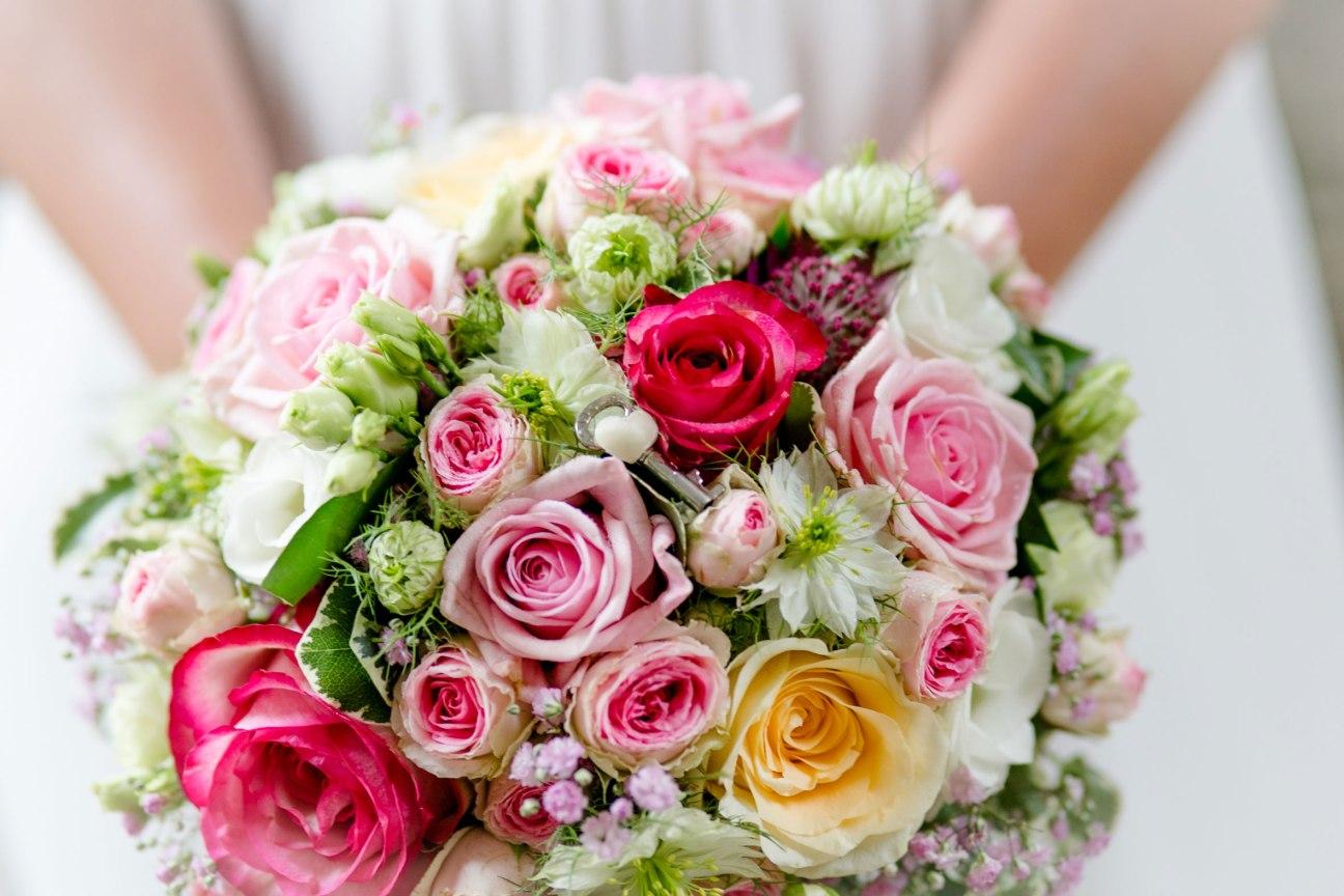 Hochzeitsblumen Fotografie Verena Schön