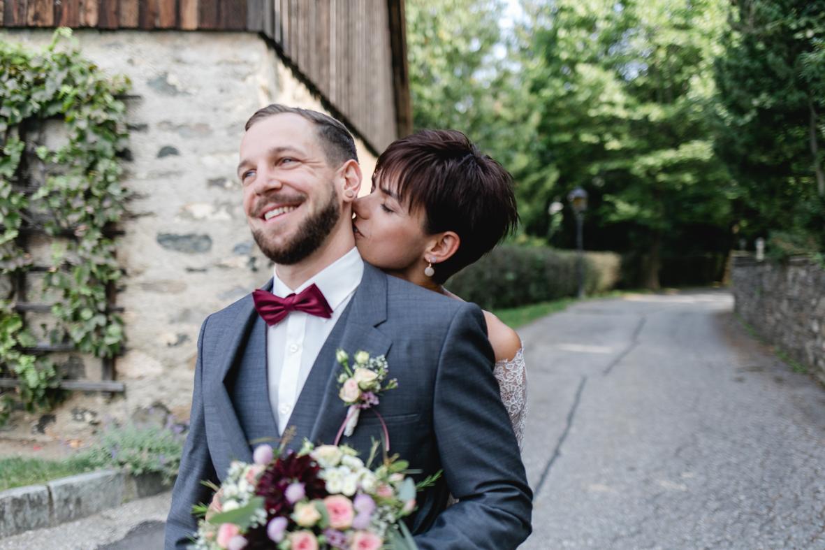 Hochzeitsfotograf Kärnten Kleinsasserhof Stiftsschmiede Ossiach Gamskogelhütte Millstatt Seeboden Spittal